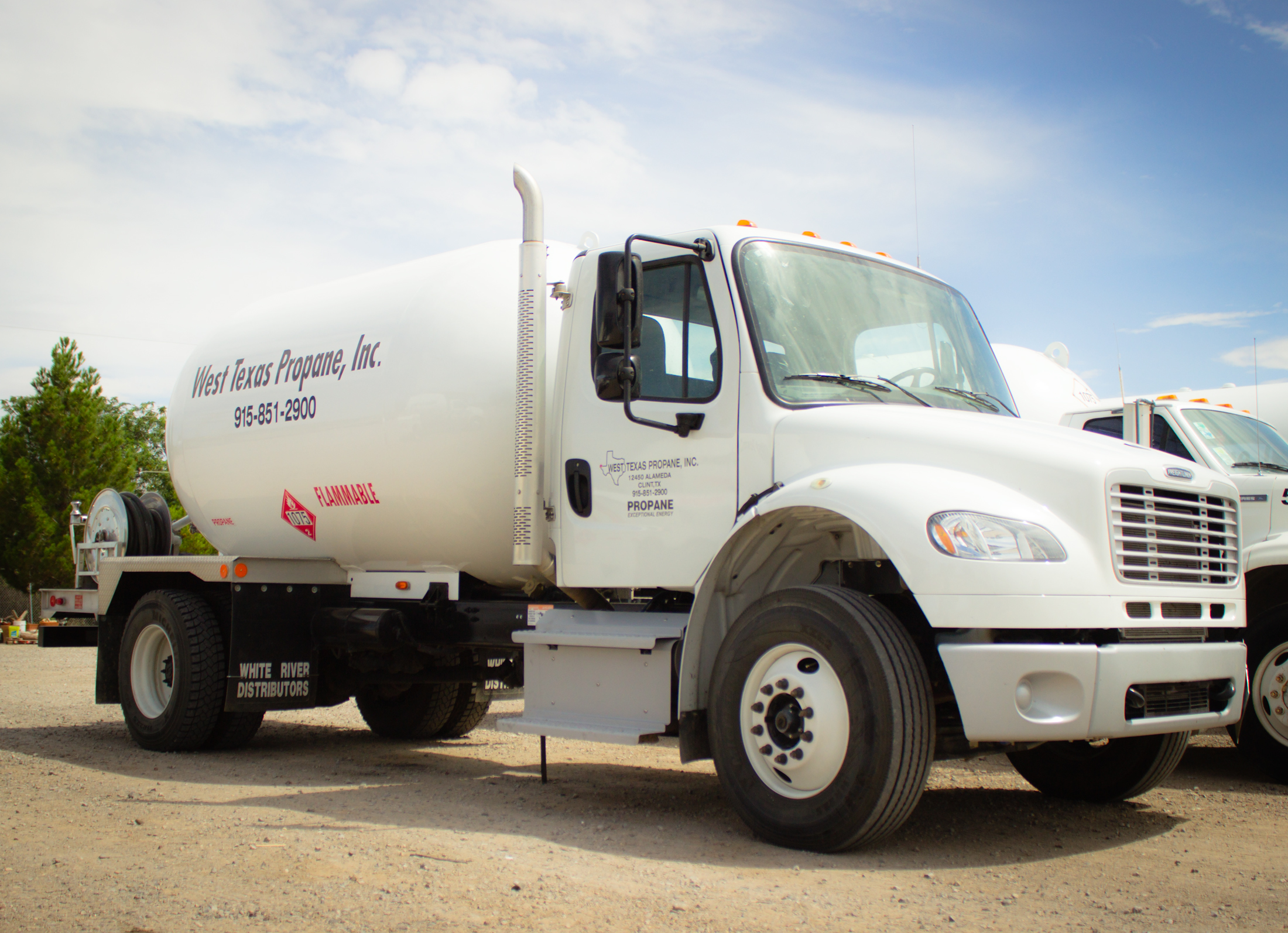 West Texas Propane | Serving the Clint & El Paso, TX area since 1987